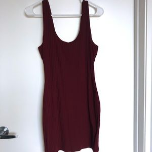 🆕 NWOT FN RIBBED DRESS